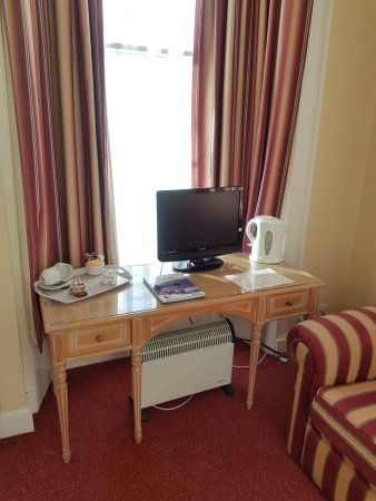 Blairgowrie, UK: superior double room