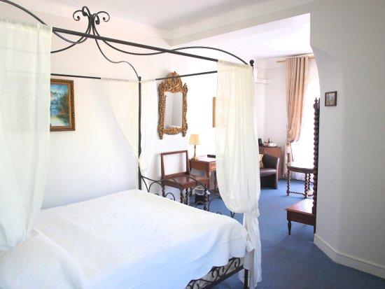 Hotel La Flânerie : chambre supérieure