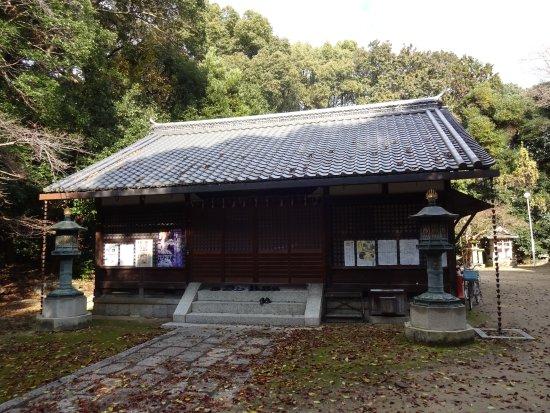 Wakidenomiya Shrine -Waki Jinja