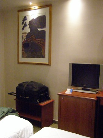 Piraeus Dream City Hotel: Convenient room
