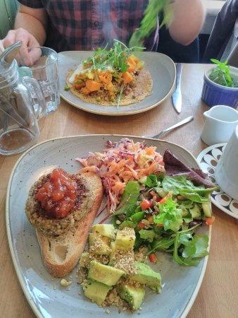 Vegetarian Restaurant Liskeard