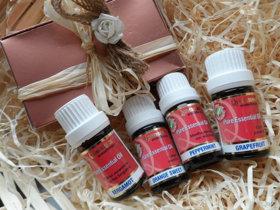 Woodland Aromatherapy: Essential Oils