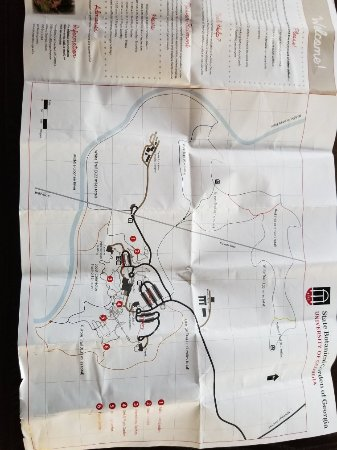 State Botanical Garden Of Georgia Map.Ta Img 20180120 092241 Large Jpg Picture Of State Botanical Garden
