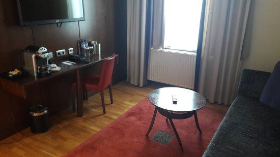 Hilton Brussels City: Suite