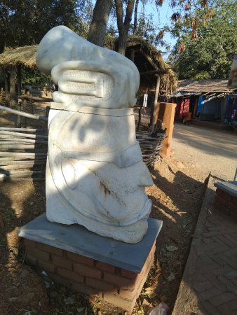 Shilpgram: Sculpture in Stone