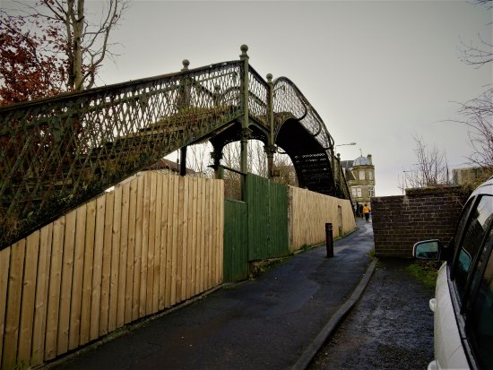 Dunfermline Footbridge
