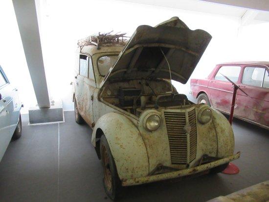 Sauvigny-le-Bois, Francia: Een van de museumstukken