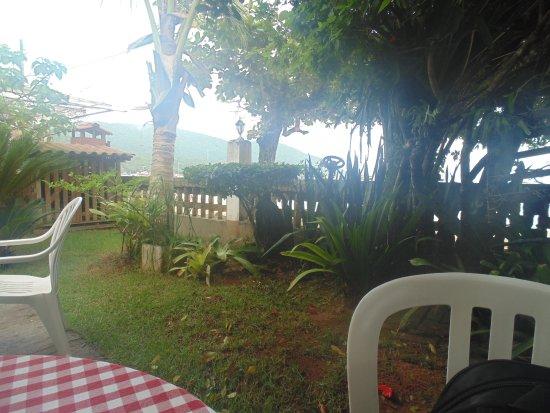 Pousada Manaca Inn: Lugar donde se desayuna