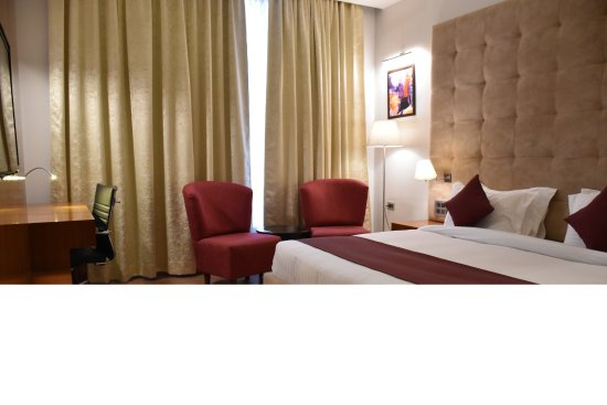 Interior - Picture of Millennium Inn, Allahabad - Tripadvisor