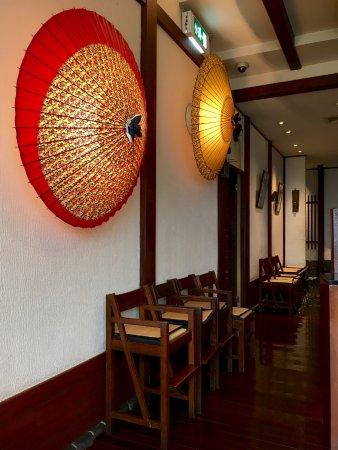 Aoi Anese Restaurant 4th Fl Emporium Bangkok Wall Decor