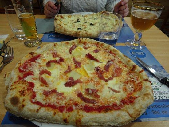 Chez Nico: bonne pizzas