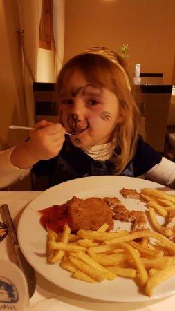 Rennweg, Austria: Kids Buffet