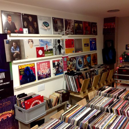 Folkestone, UK: Vintage & Vinyl - Fantastic clean used records, and a huge selection of new records