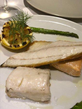 Hermosa: Misto di pesce alla griglia