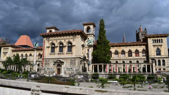 Palais Rumine
