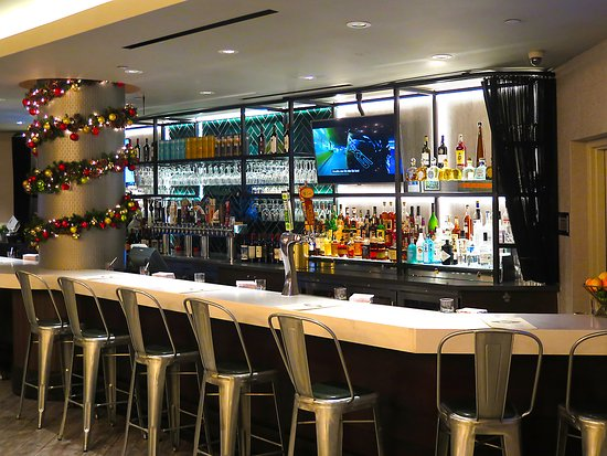 Marriott Marquis Sf B55 Restaurant Picture Of San Francisco