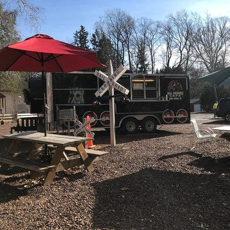 Bryn Athyn, PA: All Aboard Cafe