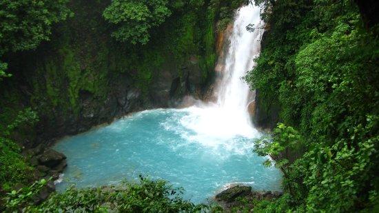 Bijagua de Upala, Costa Rica: Rio Celeste