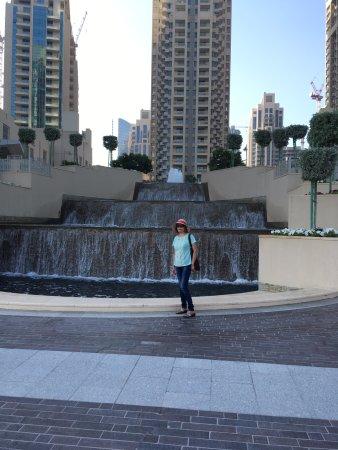 Armani Hotel Dubai : Это рядом.