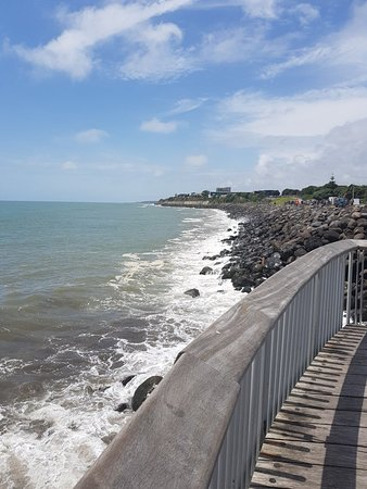 New Plymouth Coastal Walkway Picture