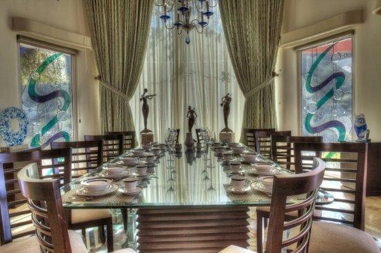 Boca de Tomatlan, Mexico: LE MER BLEU PRIVATE DINING AREA