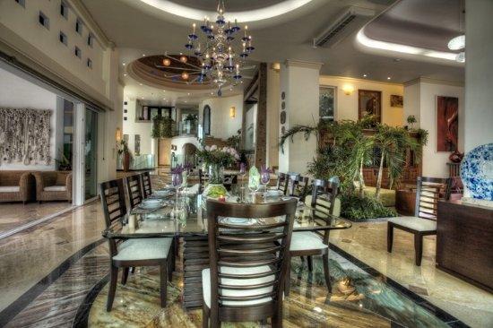 Boca de Tomatlan, Mexico: LE MER BLEU PRIVATE DINING