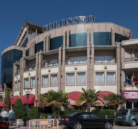 a gem of a find review of hotel colosseo shkoder albania rh tripadvisor co za