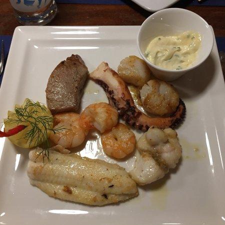 Lyss, Schweiz: Fisch und meeresfrüchte wochen, 20.1.18
