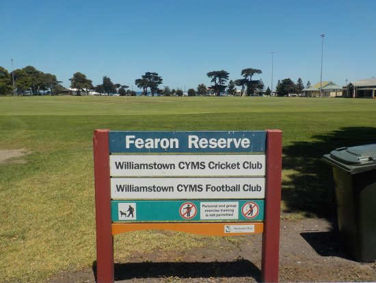 ‪Fearon Reserve‬