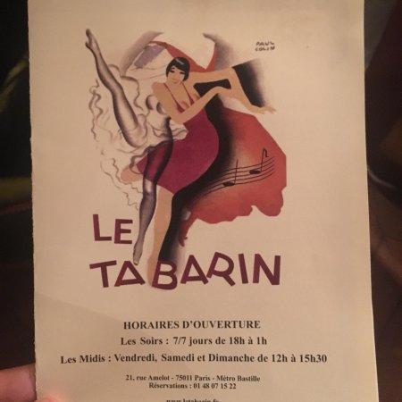 Le Tabarin : photo9.jpg