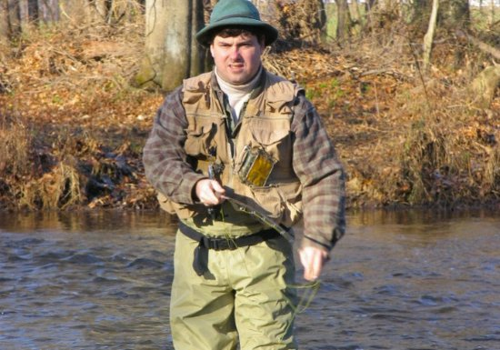 Califon, NJ: Fly fishing is available through Shannon's Private Waters