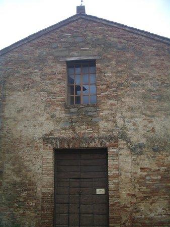 Deruta, Italie : chiesa di sant'antonio abate