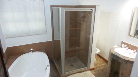 Marloth Park, Sydafrika: banheiro limpo