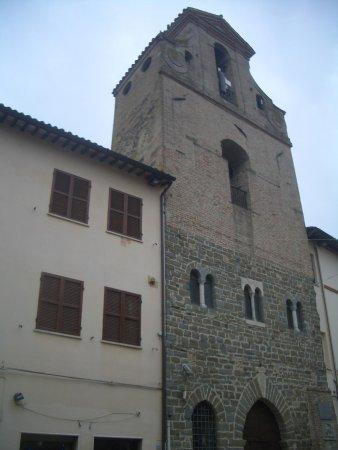 Deruta, Italy: torre campanaria