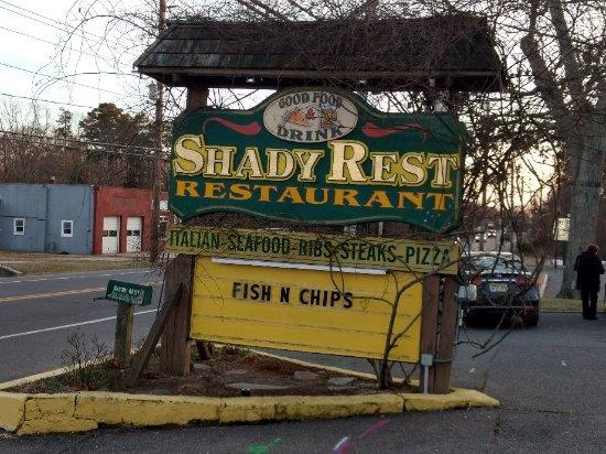 Shady Rest Restaurant Picture Of Shady Rest Restaurant Bayville Tripadvisor