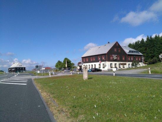 Berggasthof Neues Haus Kurort Oberwiesenthal Restaurant
