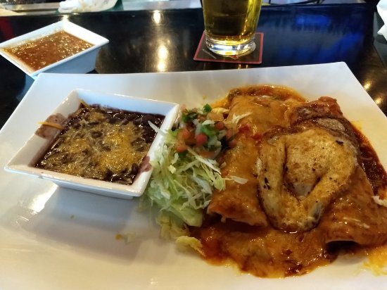 Urban Sombrero: Enchiladas