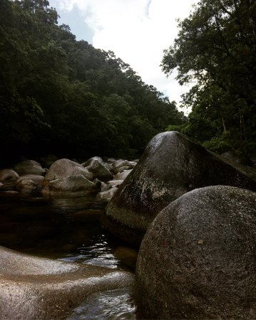 Daintree Region, Australia: The gorgeous Mossman Gorge.