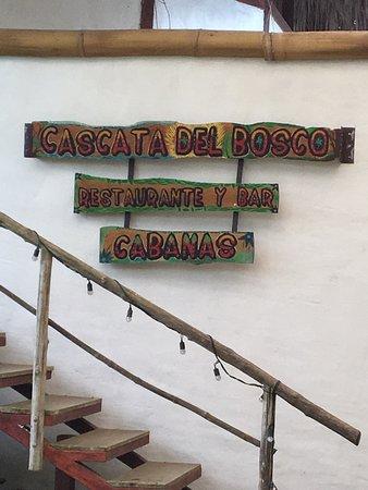 San Vito, Costa Rica: The Cascata Del Bosco