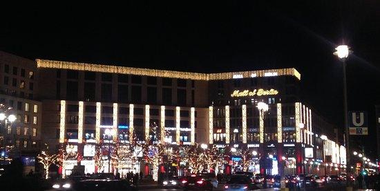 Mall Of Berlin The As You Roach From Potsdamer Platz