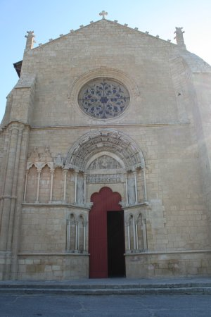Saint-Macaire, Frankrike: St Macaire Church
