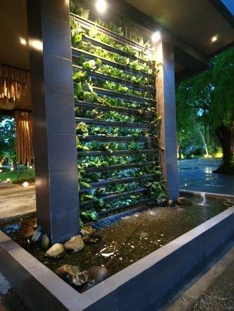 Palo, ฟิลิปปินส์: Fountain Rotunda