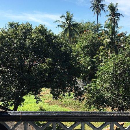 Bogyoke Aung San Museum: The beautiful grounds of Aung San's house.