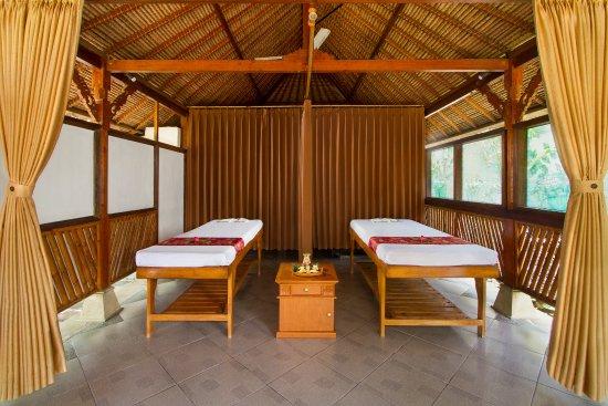 Bali Taman Beach Resort & Spa: SPA