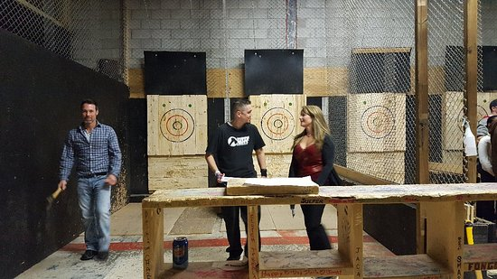 BATL - Backyard Axe Throwing League