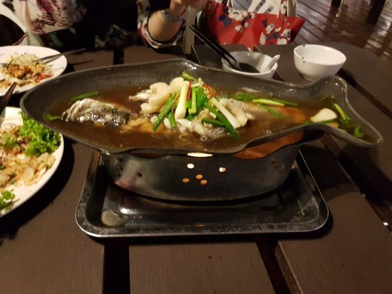 Ruantalay Sea food on the sea