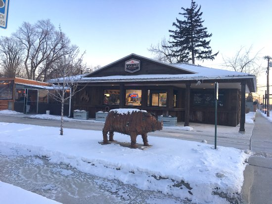 The Woodpile BBQ Shack, 303 S Main St, Clawson, MI 48017