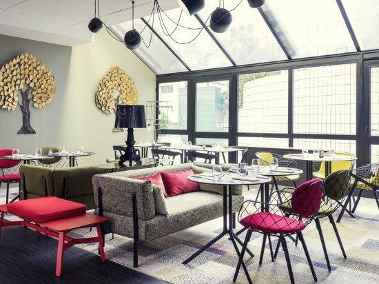 Hotel mercure saint quentin en yvelines centre montigny for A voir yvelines