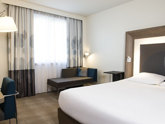 Novotel Brussels City Centre: Guest room