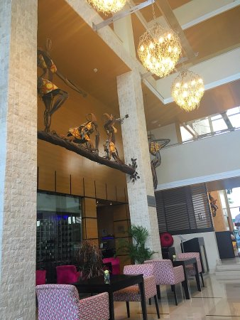 Radisson Blu Anchorage Hotel, Lagos: Dinning